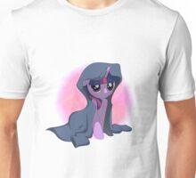 Keep you warm (radial version) Unisex T-Shirt