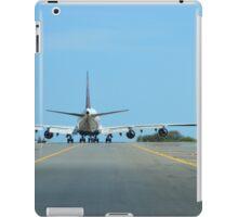 Delta 747 iPad Case/Skin