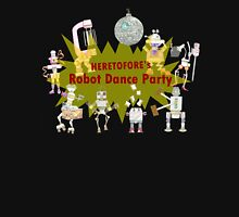 Heretofore's Robot Dance Party copy right 2016 Unisex T-Shirt