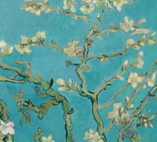 Almond Blossoms Vincent Van Gogh Painting Sticker