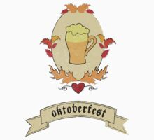 I love Oktoberfest beer by vinainna