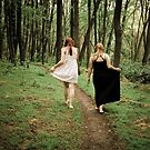 Heather and Sarah Enchanted by redhairedgirl