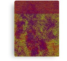 0278 Abstract Thought Canvas Print