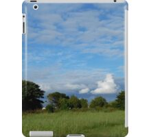 Rural beauty iPad Case/Skin