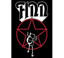 Star Finn! Photographic Print