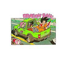 Dragon ball! Photographic Print