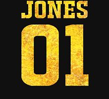 Gold Front Ezekiel Jones 01 Fan Jersey for The Librarians Unisex T-Shirt