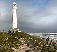 Lighthouse at Kommetjie by SeeOneSoul