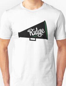 Ridge Cheer Megaphone Unisex T-Shirt