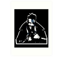 Criminal from Down Under... Art Print