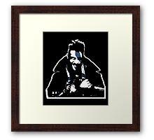 Criminal from Down Under... Framed Print
