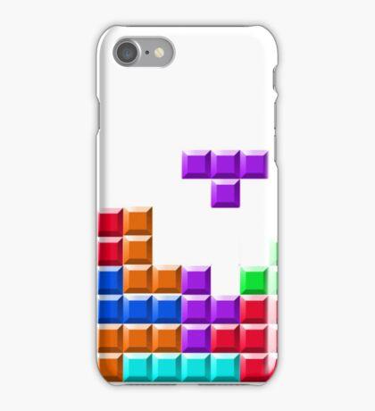 Tetris Blocks! iPhone Case/Skin