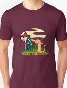 First pokemon fire T-Shirt