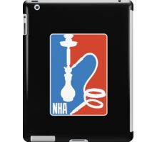 National Hookah Association - NHA iPad Case/Skin