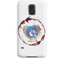 Rise Against Alternate Heart Fist Samsung Galaxy Case/Skin