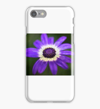 Senetti Blue Impression iPhone Case/Skin
