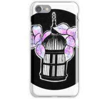 Empty Birdcage iPhone Case/Skin