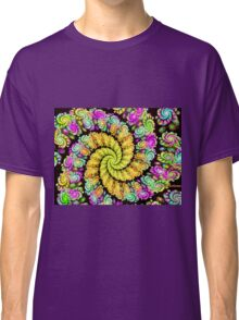 Controlled Spiral Classic T-Shirt