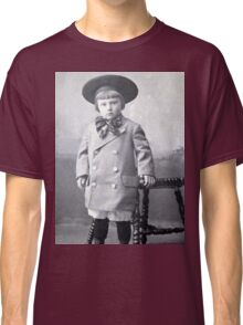The Little Boy with a Nice Hat Classic T-Shirt