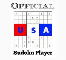 Official Sudoku Player Unisex T-Shirt