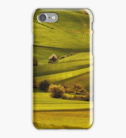 Green Toskany iPhone Case/Skin
