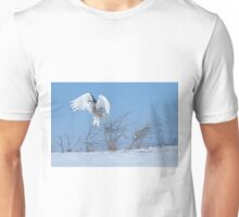 The eyes of a hunter Unisex T-Shirt