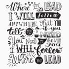 where you lead {gilmore girls} by kacien