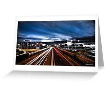 .Highway Greeting Card