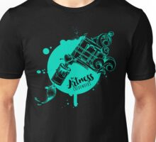 The Artness Colorworks - Art Is Life ( TEAL ) Unisex T-Shirt