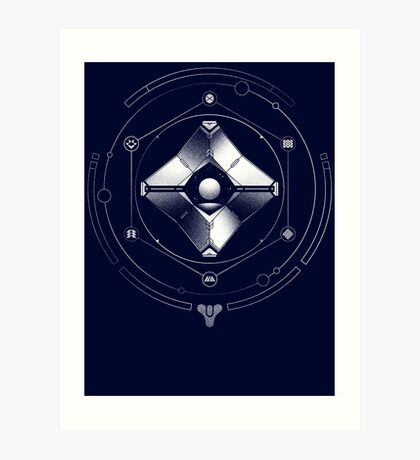 FATE OF THE GUARDIAN Art Print