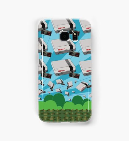 Nintendo world Samsung Galaxy Case/Skin