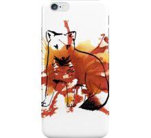 Chilote fox iPhone Case/Skin