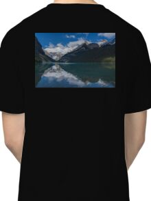 Reflections in Lake Louise, Alberta, Canada Classic T-Shirt