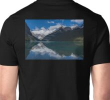 Reflections in Lake Louise, Alberta, Canada Unisex T-Shirt