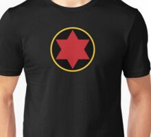 Black Widow Logo Redesign Unisex T-Shirt