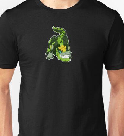 Greenlock's Dinobot Merchandice Unisex T-Shirt