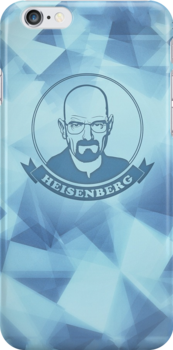 Walter White - Heisenberg - Blue Meth Edition by badbugs