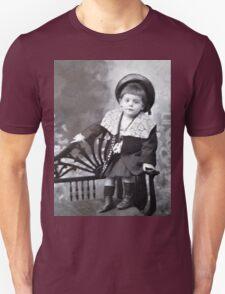 The cute little boy Unisex T-Shirt