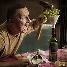 Wine The Hard Way by Randy Turnbow