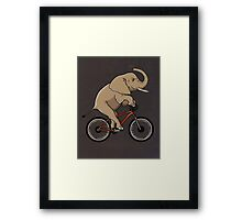 Supersized! Framed Print
