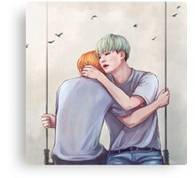 Yoonmin Commission  Canvas Print