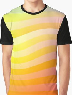 Evening Waves Graphic T-Shirt