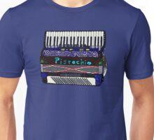 Pistachio Accordion Unisex T-Shirt