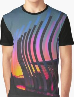 SUN NITES Graphic T-Shirt