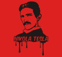 Nikola Tesla  Kids Clothes