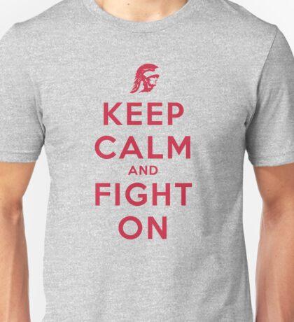 USC Fight On (Gold)  Unisex T-Shirt