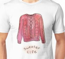 Sweater Weather  Unisex T-Shirt