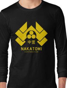 Nakatomi Corporation Long Sleeve T-Shirt
