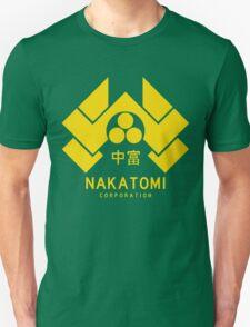 Nakatomi Corporation Unisex T-Shirt