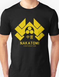 Nakatomi Corporation Unisex T-Shirt